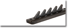 Product image for halyard hook racks