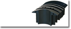 Product image for mast deck chocks
