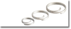 Product image for clevis pins & split rings
